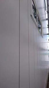 東雁来モデル外壁工事2