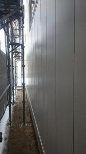 東区K様邸 外壁工事2