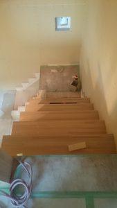 東区K様邸 階段4