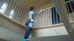 東区K様邸 塗装5