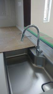 東区K様邸 給排水仕上2