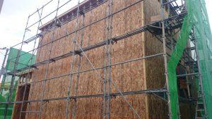 東区 O 様邸 2階構造用合板2